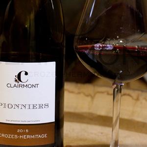 Pionniers Wine tasting