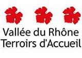 Vallée du rhône terroir d'accueil