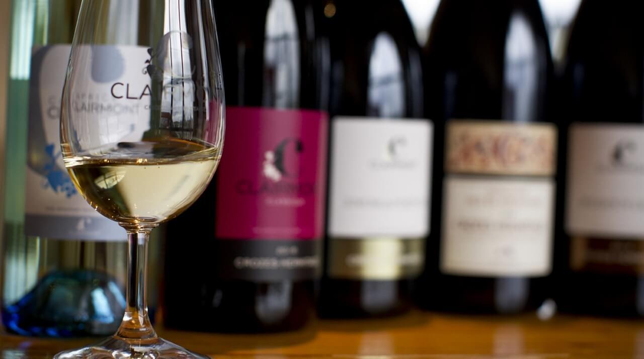 Cœur de Clairmont au bar à vins d'Inter Rhône - SIRHA 2019